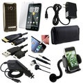 BasAcc Case/ Protector/ Cable/ Charger/ Cable/ Headset for HTC EVO 4G