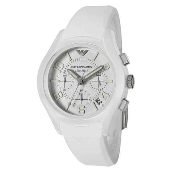 Emporio Armani Men's 'Ceramica' Ceramic Watch