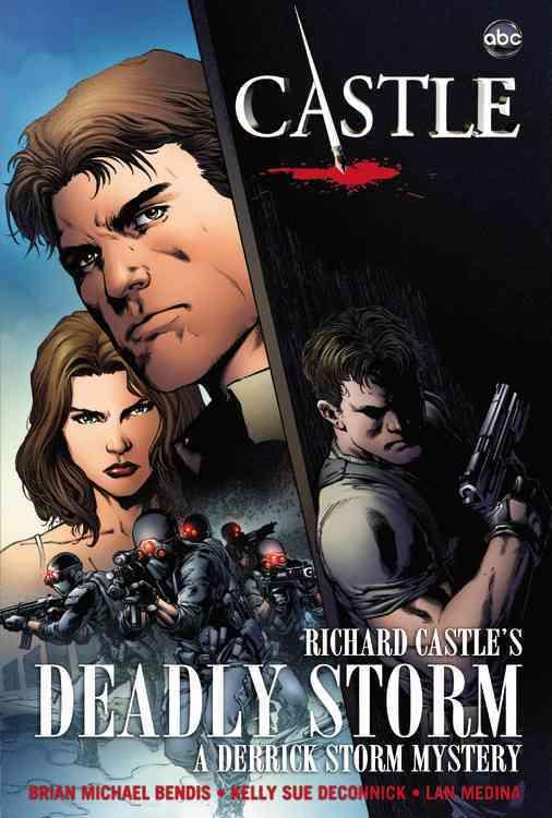 Castle: Richard Castle's Deadly Storm (Paperback)