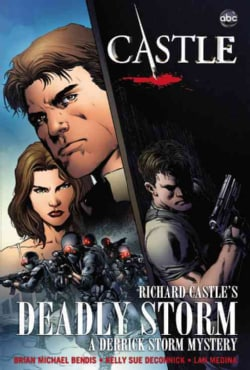 Castle: Richard Castle's Deadly Storm (Paperback)
