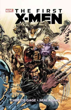 X-Men: First X-men (Hardcover)