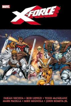 X-Force Omnibus 1 (Hardcover)