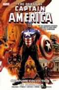 Captain America: The Death of Captain America Ultimate Collection (Paperback)
