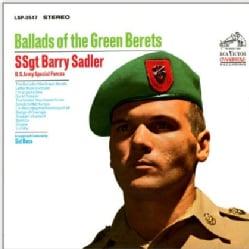 Barry Sadler - Ballads Of The Green Berets