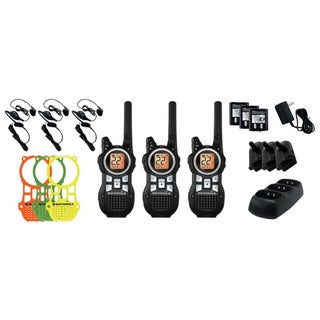 Motorola 2-way Radio Walkie Talkies (Pack of 3)