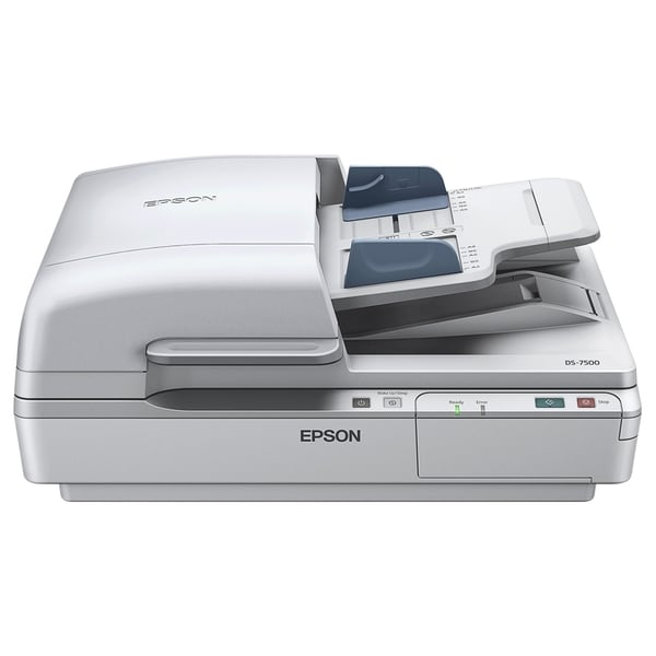 Epson WorkForce DS-7500 Sheetfed Scanner - 1200 dpi Optical