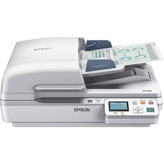 Epson WorkForce DS-6500 Flatbed Scanner - 1200 dpi Optical