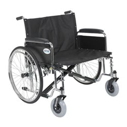 Sentra EC Heavy Duty Extra-Wide Wheelchair