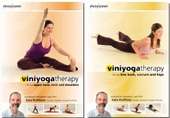Viniyoga Therapy: Complete Back Care (DVD)