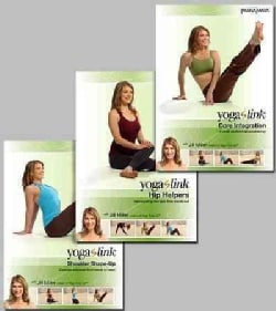 Yoga Link: Harmonizing the Hips, Shoulders and Core (DVD)