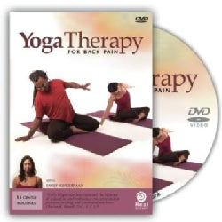 Yoga Therapy For Back Pain (DVD)