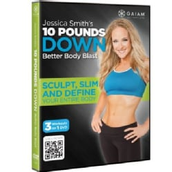10 Pounds Down with Jessica Smith (DVD)
