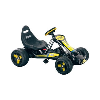 Lil' Rider Black Stealth Pedal Powered Go-Kart