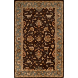 Hand-tufted Yachats Wool Rug (2' x 3')