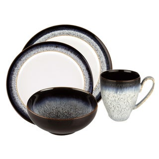 Denby Halo 16-piece Stoneware Dinnerware Set