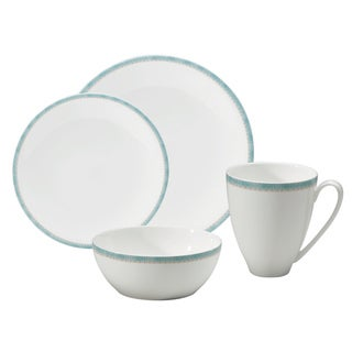 Denby White/ Jewel 16-piece Dinnerware Set