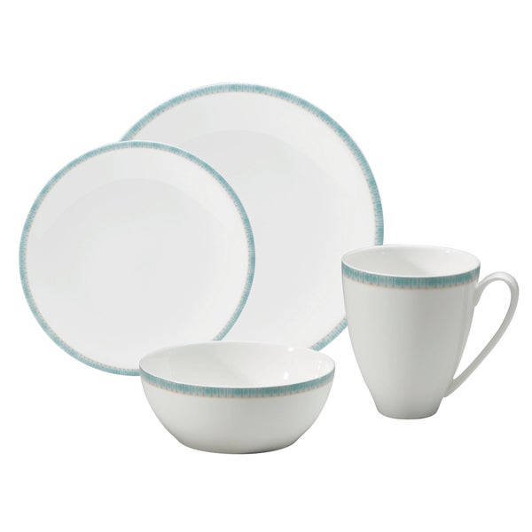 Denby White Jewel 16 Piece Dinnerware Set 14755512  sc 1 st  Castrophotos & Denby White Dinnerware Set - Castrophotos