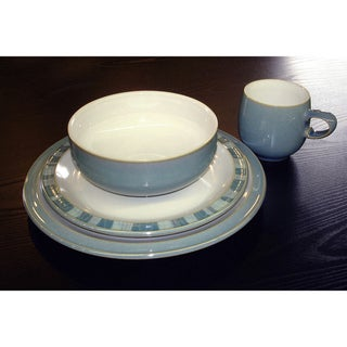 Denby Azure Coast 16-piece Set