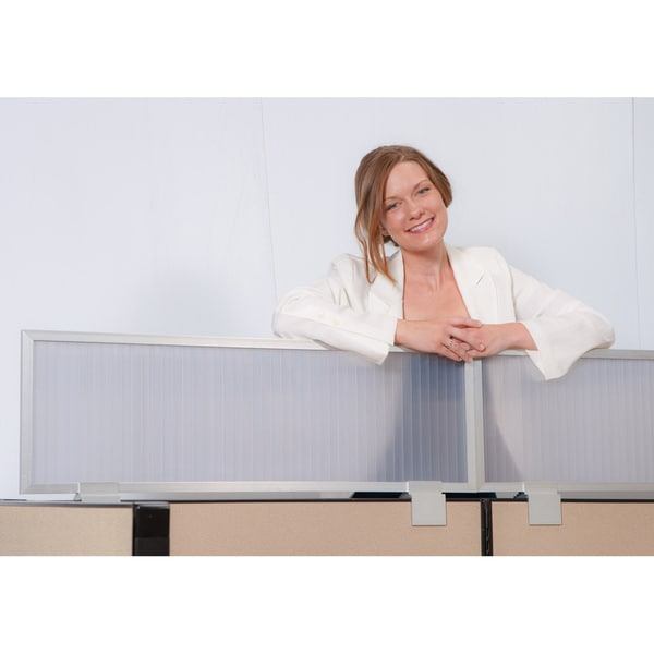 Universal Cubicle Wall Extender