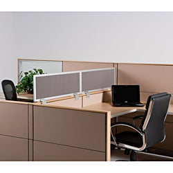 Unversal Cubicle Wall Extender (24-inch)
