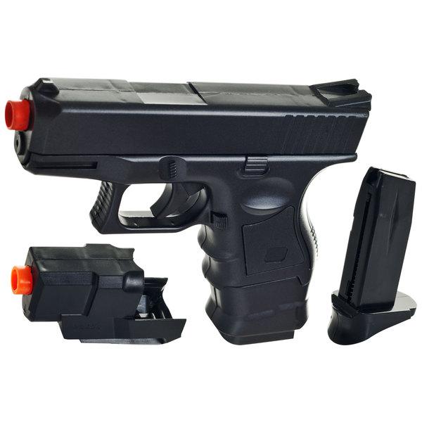 Whetstone P.698 Black Airsoft Pistol