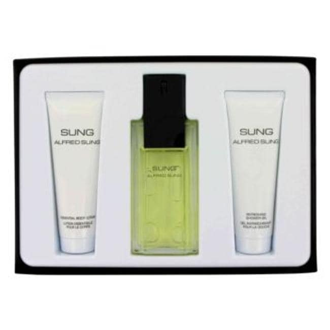Alfred Sung Women's 3-piece Gift Set