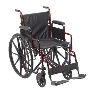 Drive Medical Rebel Lightweight Wheelchair