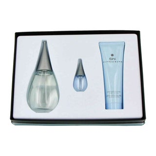 Alfred Sung Shi Women's 3-piece Fragrance Gift Set