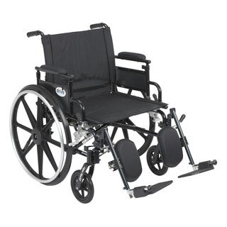 Viper Plus GT 22-inch Wheelchair with Adjustable Arms