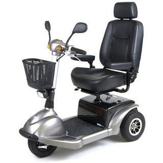 Prowler Silver 3-wheel Mobility Scooter