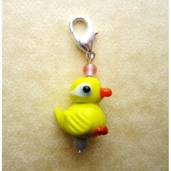 Fashion Forward Duck Charm