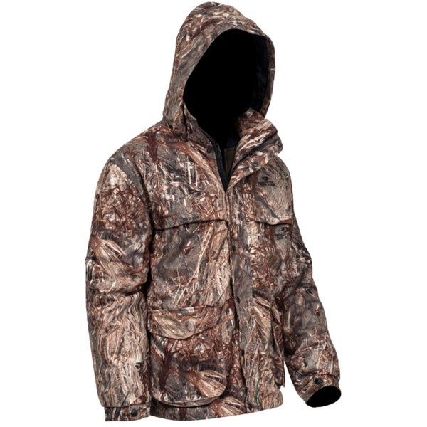 Yukon Gear Camo 3 In 1 Duck Blind Parka 14755866