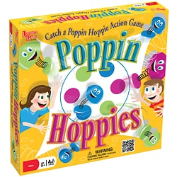 'Poppin Hoppies' Action Game
