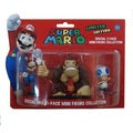 Super Mario Brothers 2-inch Special Mini-figure Set