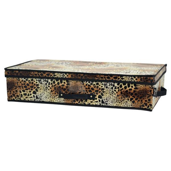 Tango Leopard Under Bed Storage Box