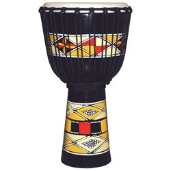 Native Sunrise Full Size Djembe Drum (Indonesia)