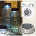 Colonial Tin Works Solar Lid Light for Mason Jar