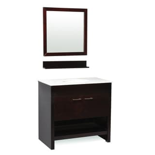 Belmont Decor 'Auburn' Single Sink Bathroom Vanity