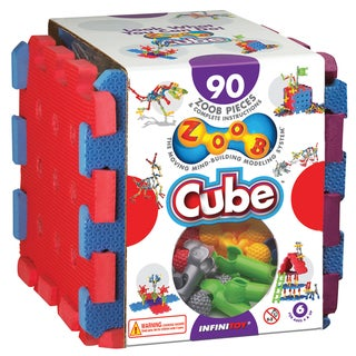 Zoob Cube Construction Play Set