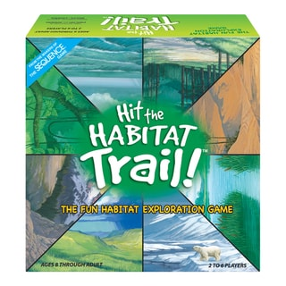 Jax Ltd Hit the Habitat Trail Game