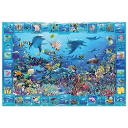 John N. Hansen Co. Dolphin Kingdom 5000-piece Puzzle