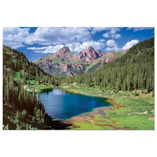 John N. Hansen Co. Needle Mountains 5000-piece Puzzle