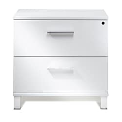 Jesper Office White Lateral File Cabinet
