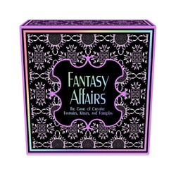 Fantasy Affairs The Game of Creative Fantasies, Kisses and Foreplay