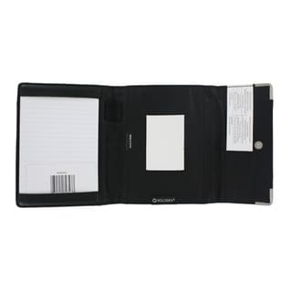 Rolodex PDA & Notecard 10-card Black Folio