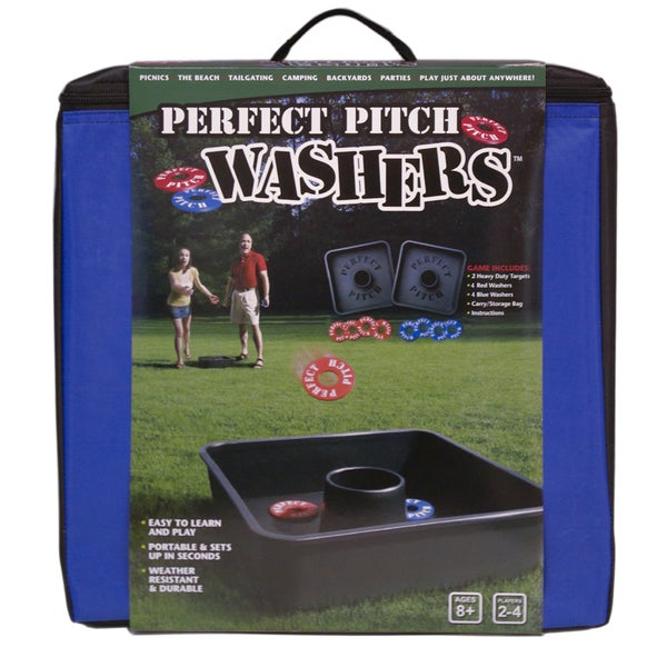 Perfect Pitch Washers Game
