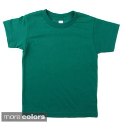 American Apparel Kids' 50/50 Short Sleeve T-Shirt