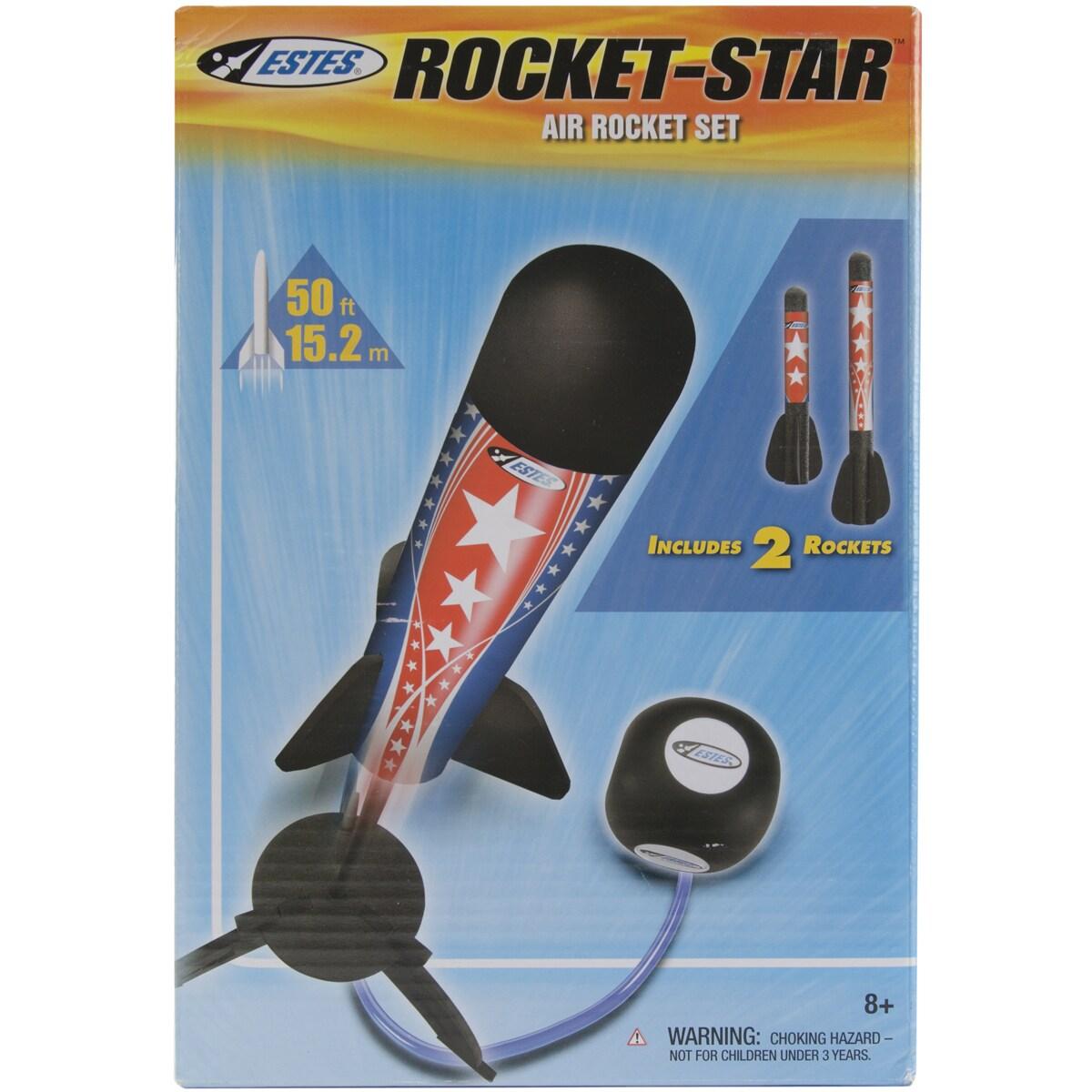 Estes Air Rocket Launch Set-Rocket Star