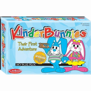 Kinder Bunnies Card Game