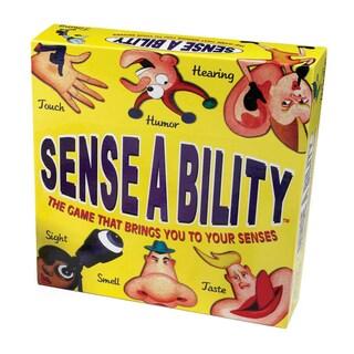 Pressman Toys Sense A Bility Board Game